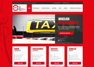Taxi-Wonneberger: unsere neue Webseite ist online